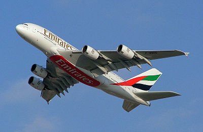 Airport - Emirates_A380