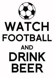 Football - Booze3