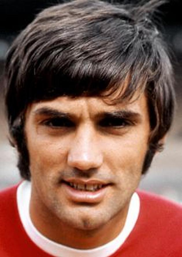 George Best/Man Utd 1968