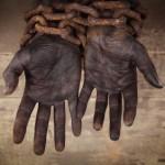 Slavery - hands