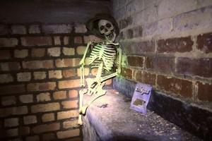 Underground - skellington