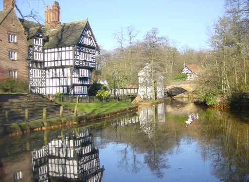 Worsley Canal Village