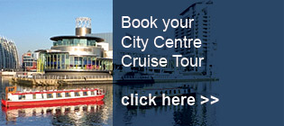 Manchester City Centre Cruise Tour