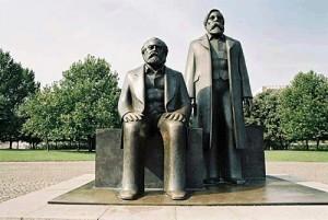 Engels & Marx 1