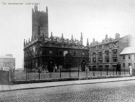 St John's, Byrom St
