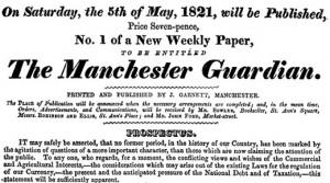 Mcr Guardian - founding