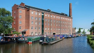 Macclesfield - Hovis Mill