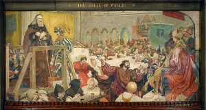 Murals - Wycliffe