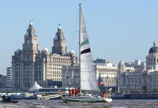 Liverpool (ship & Graces)