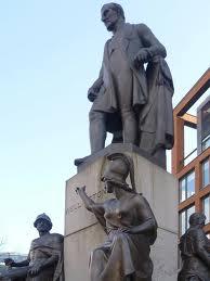 Wellington statue