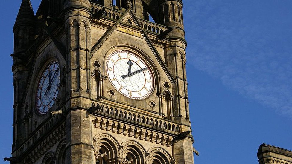 Town Hall Clock Tower Tours  Manchester Walks