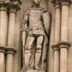 Edward III statue