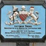 Gaythorn - plaque