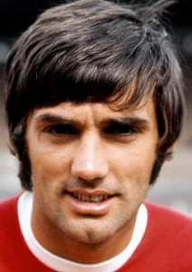 George Best/Man Utd 1968