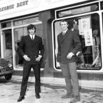 George Best & Mike Summerbee