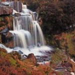 Haworth - Bronte waterfall