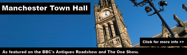 manchester town hall tours