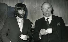 Football - Best & Busby