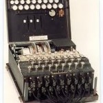 Alan Turing - Enigma machine