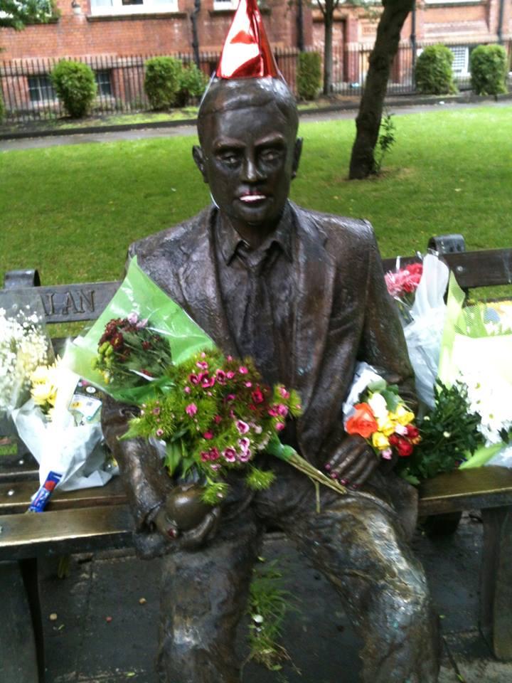 Alan Turing at 101