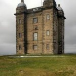 Lyme Park - The Cage