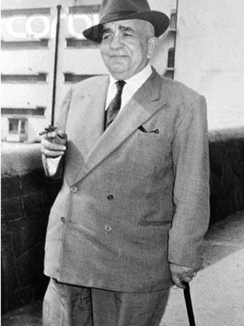 Morris Two Gun Cohen