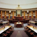 Central Library Reading-Room