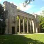 Heaton Park colonnade